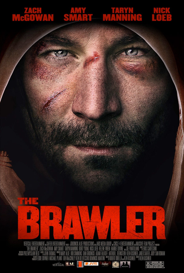 The Brawler Poster