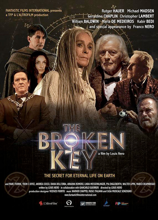 The Broken Key Movie