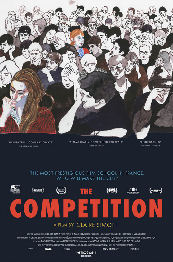 The Competition US Poster