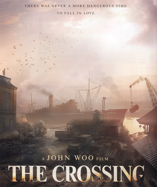 John Woo's The Crossing