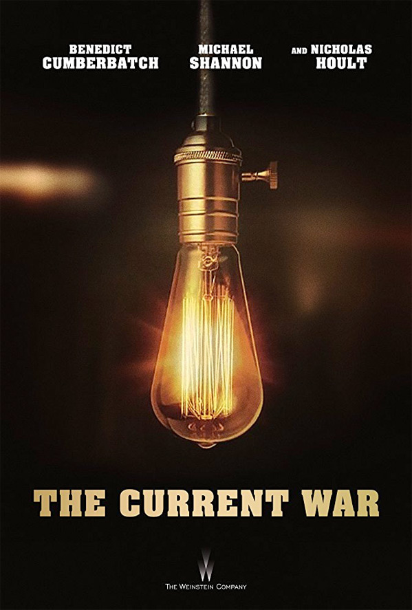 The Current War Teaser Poster