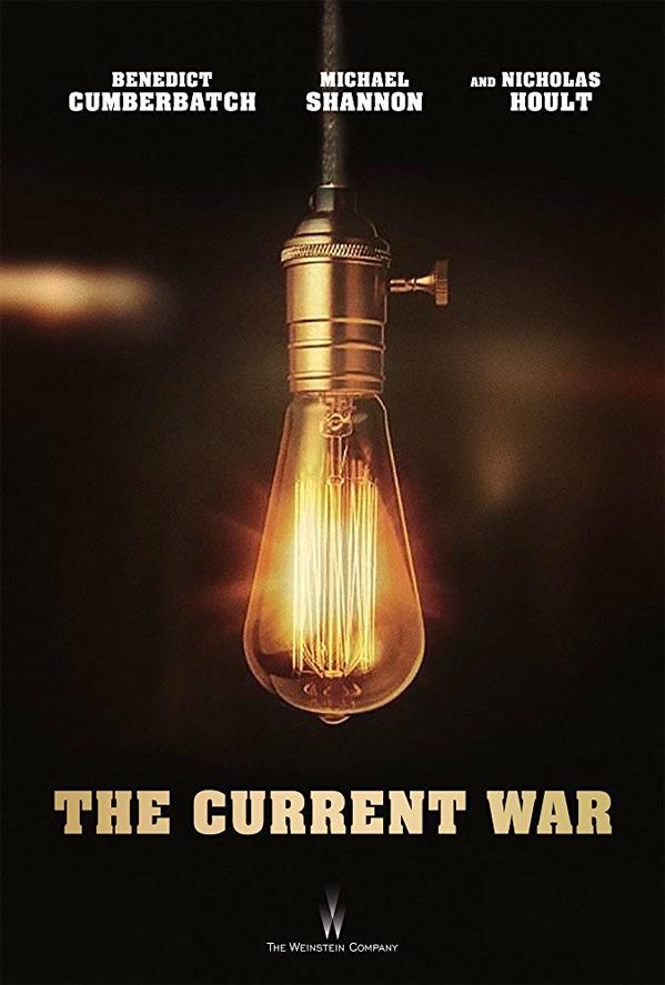 The Current War Teaser Poster