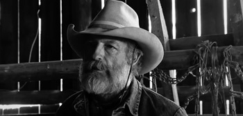 Trailer for B&W Western 'The Divide' Starring & Directed by Perry King