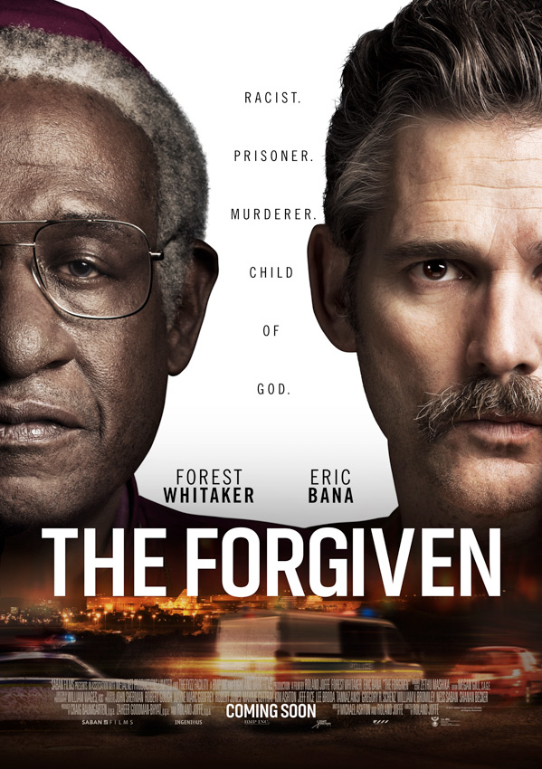 The Forgiven Poster