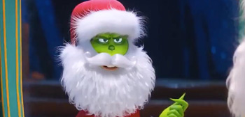 The Grinch International Trailer