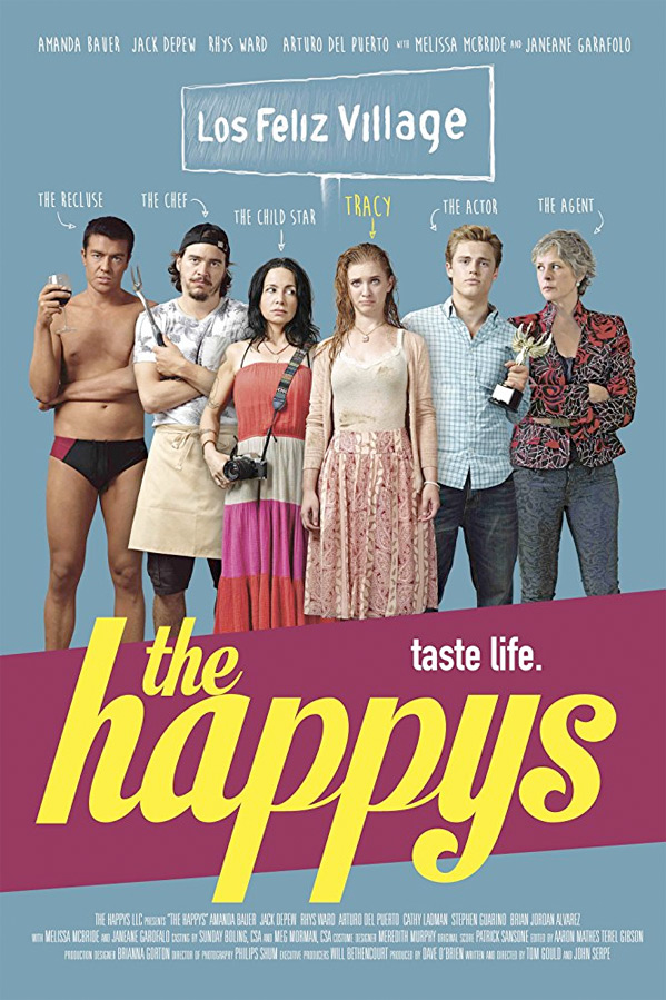 The Happys Poster
