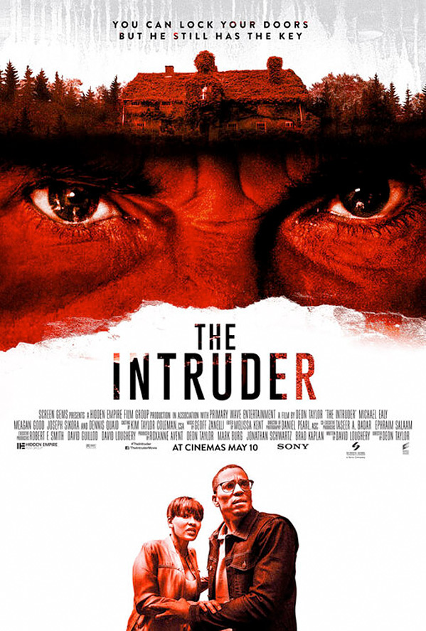 The Intruder UK Poster