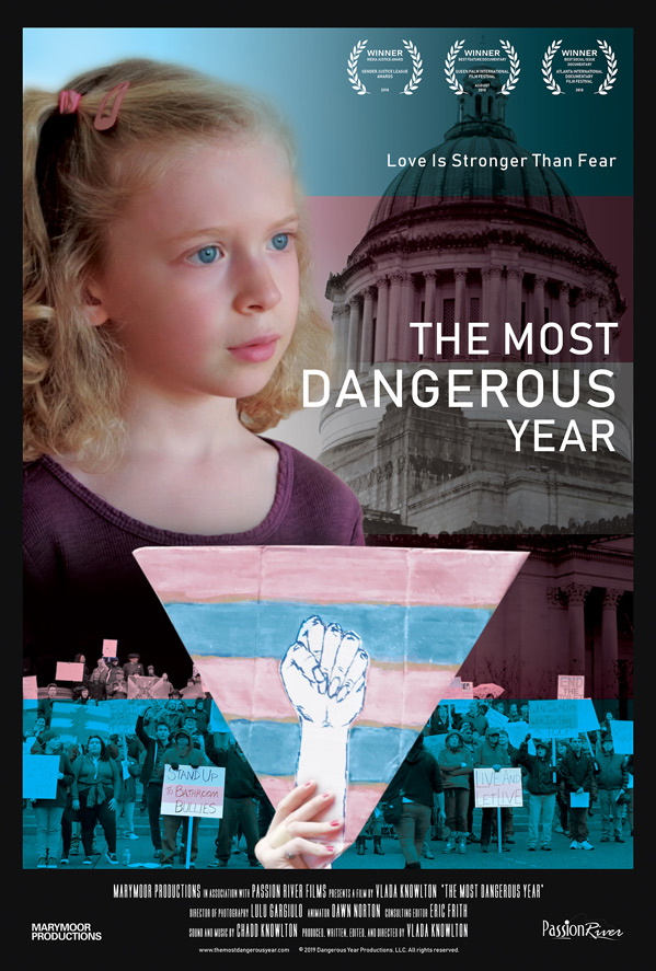 The Most Dangerous Year Poster