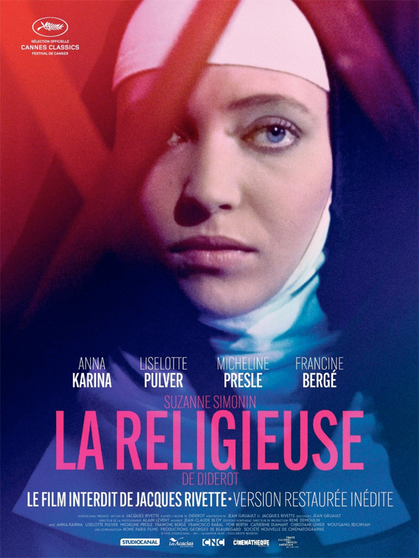 The Nun Cannes Poster
