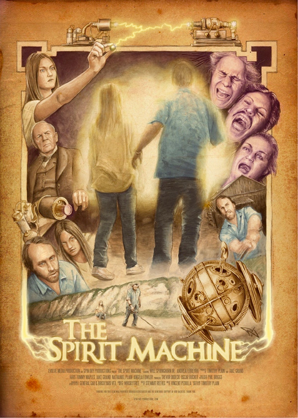 The Spirit Machine