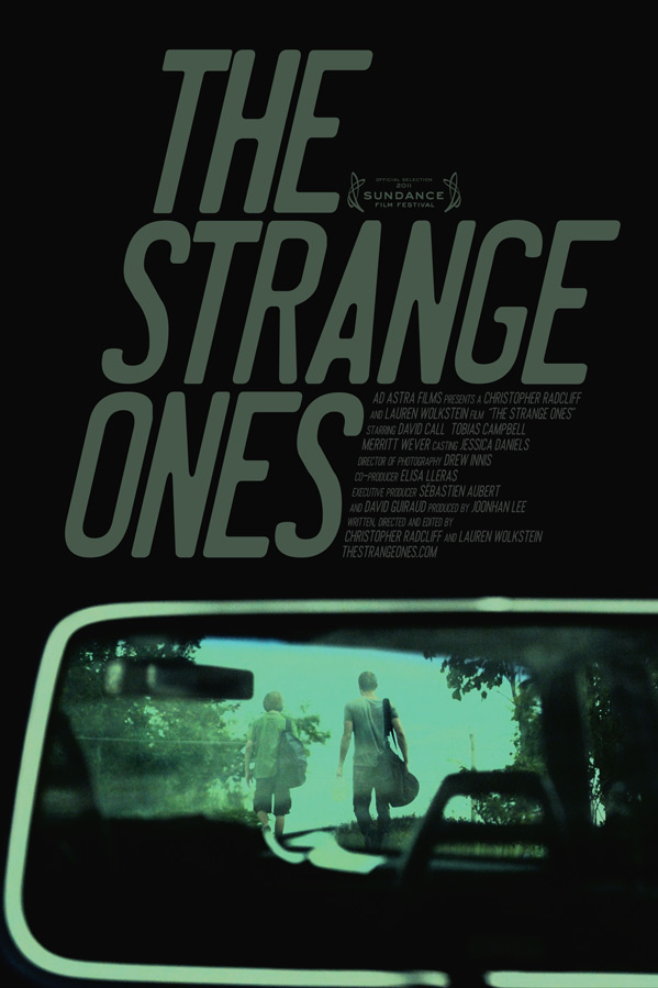 The Strange Ones Movie