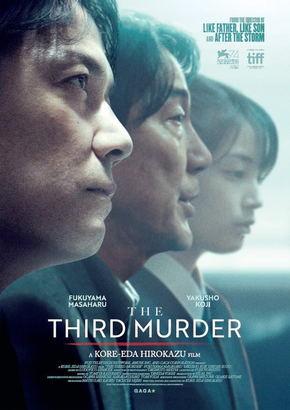 The Third Murder Poster