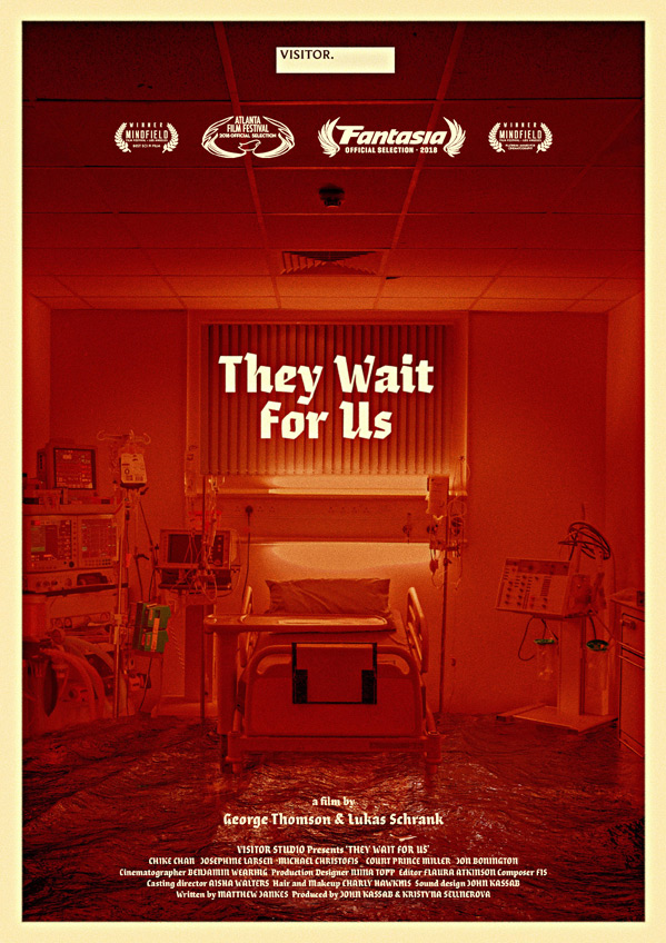 They Wait For Us Poster