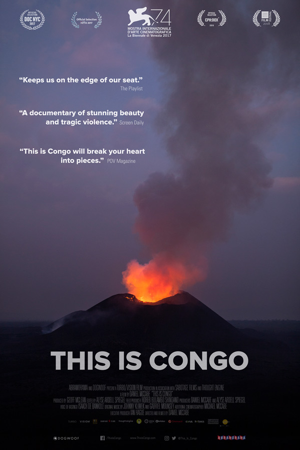 This is Congo Documentary Poster