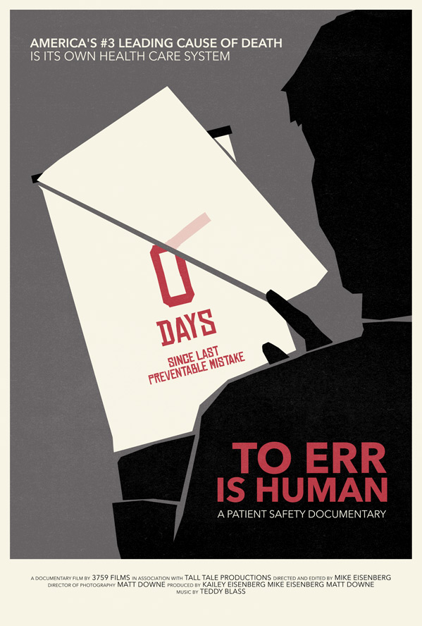 To Err Is Human Poster
