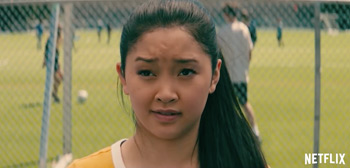 To All the Boys I've Loved Before Trailer