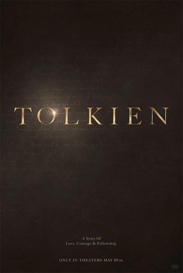 Tolkien Teaser Poster