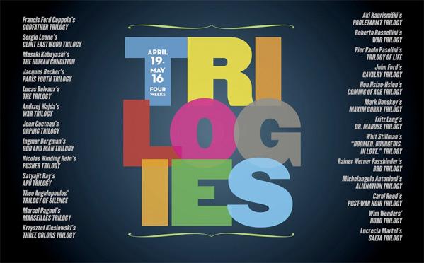 Trilogies at FilmForum