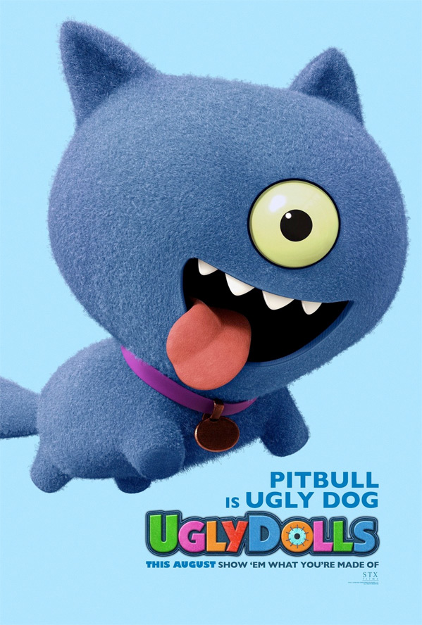UglyDolls Movie Poster