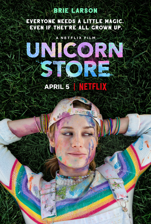 Unicorn Store Film