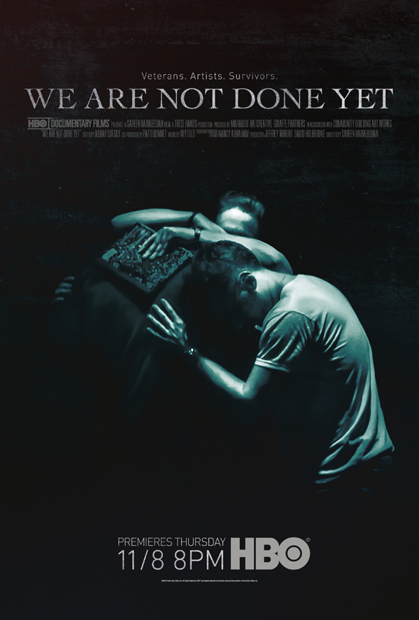 We Are Not Done Yet Poster