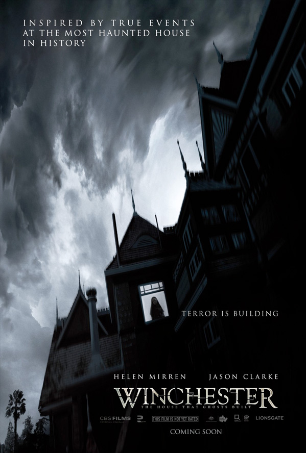 Winchester: The House That Ghosts Built Poster