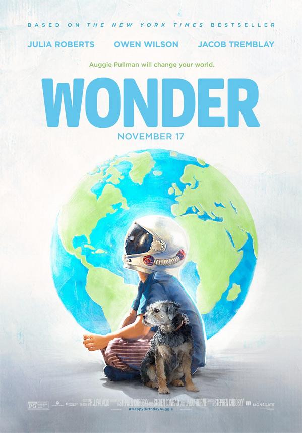Wonder Teaser Poster