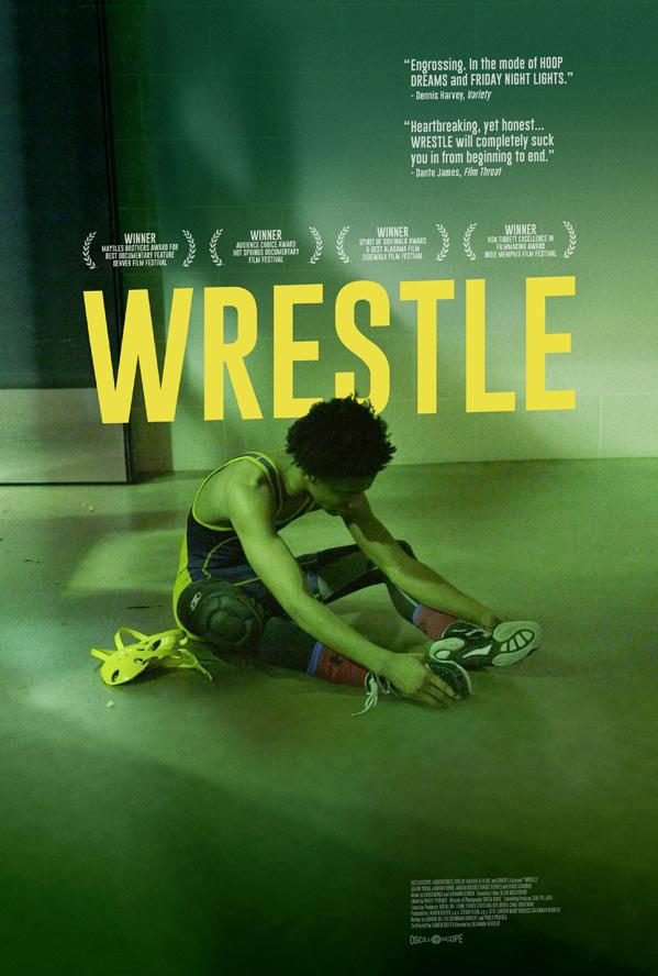 Wrestle Doc Poster
