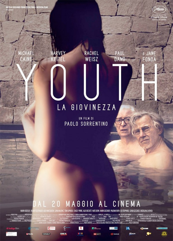 Paolo Sorrentino's Youth Poster