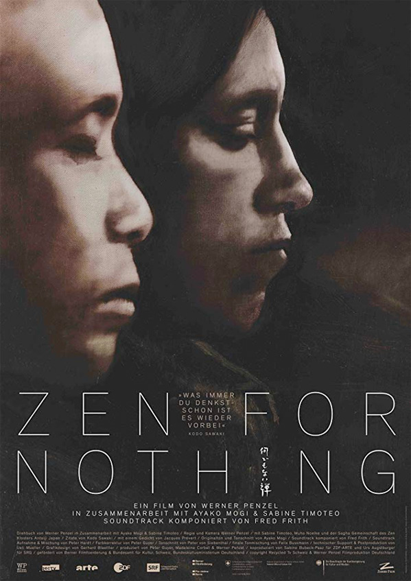 Zen for Nothing Poster