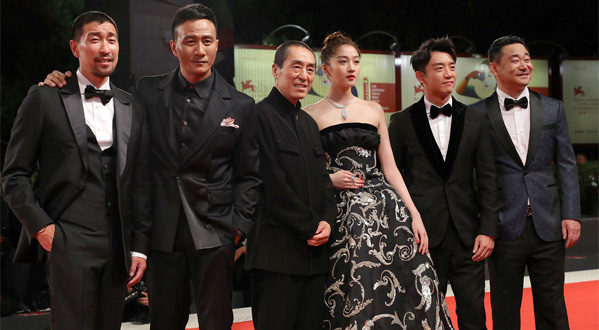 Zhang Yimou Interview