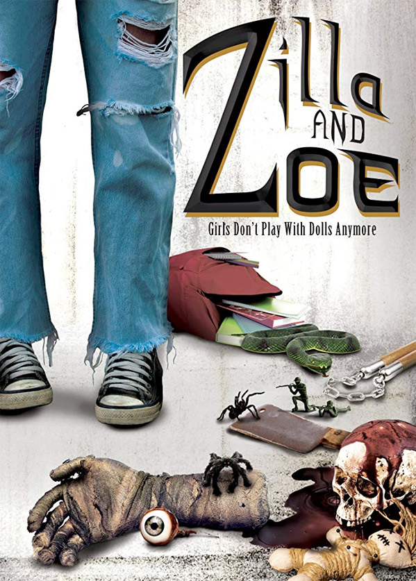 Zilla and Zoe Poster