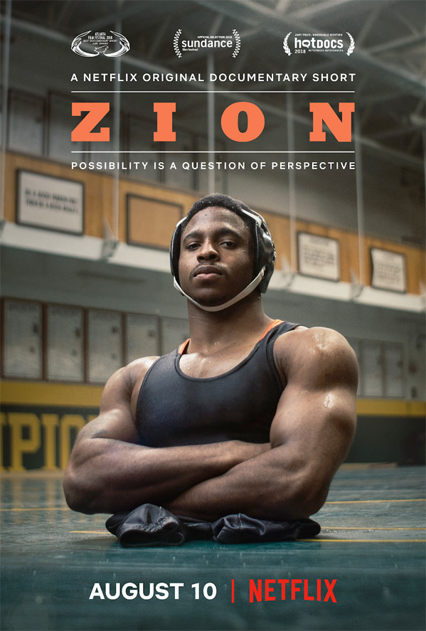 Zion Short Film Poster