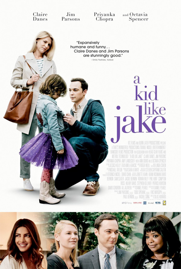 A Kid Like Jake Poster