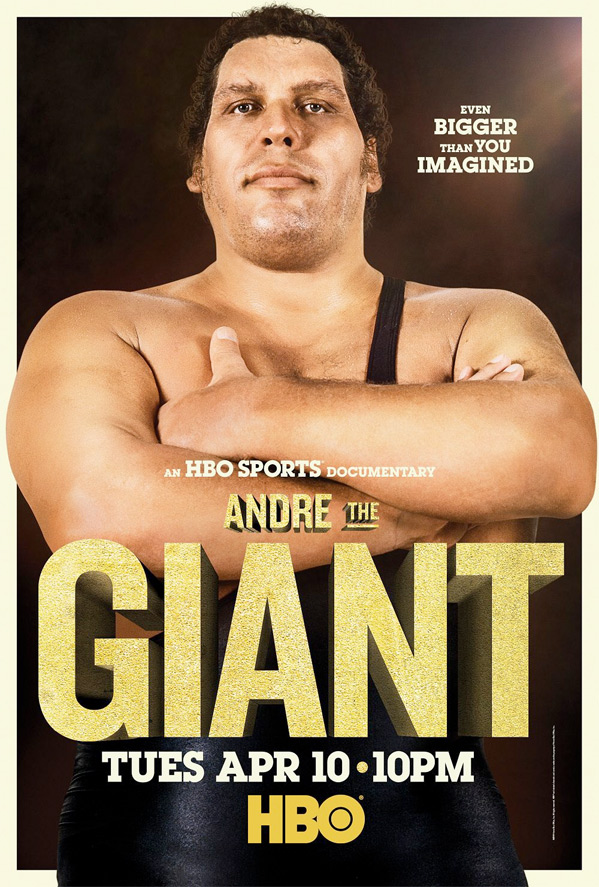 Andre the Giant Doc Poster