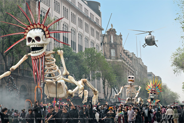 Day of the Dead - Spectre