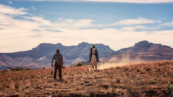 Five Fingers for Marseilles Movie