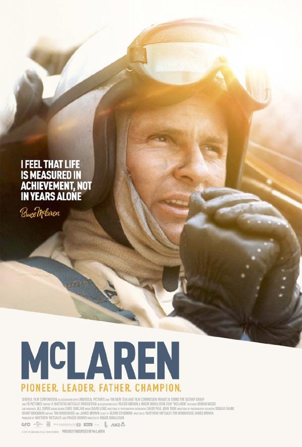 McLaren Doc Poster
