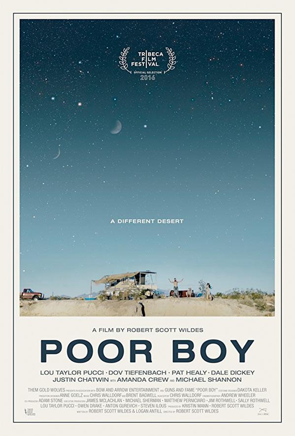 Poor Boy Poster