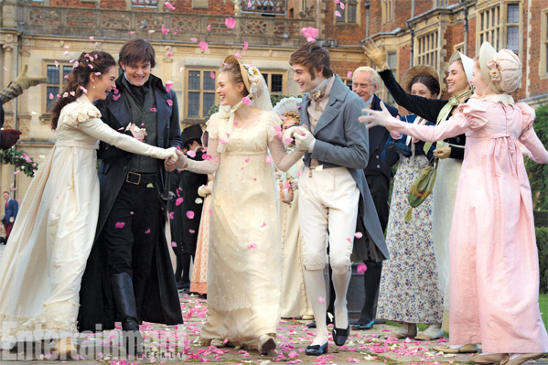 Pride & Prejudice & Zombies Photo