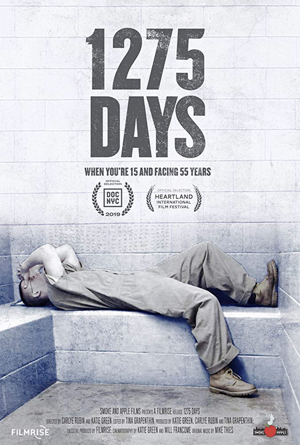 1275 Days Poster