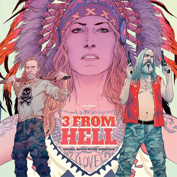 3 From Hell Vinyl