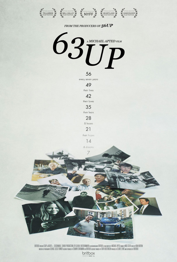 63 Up Doc Poster