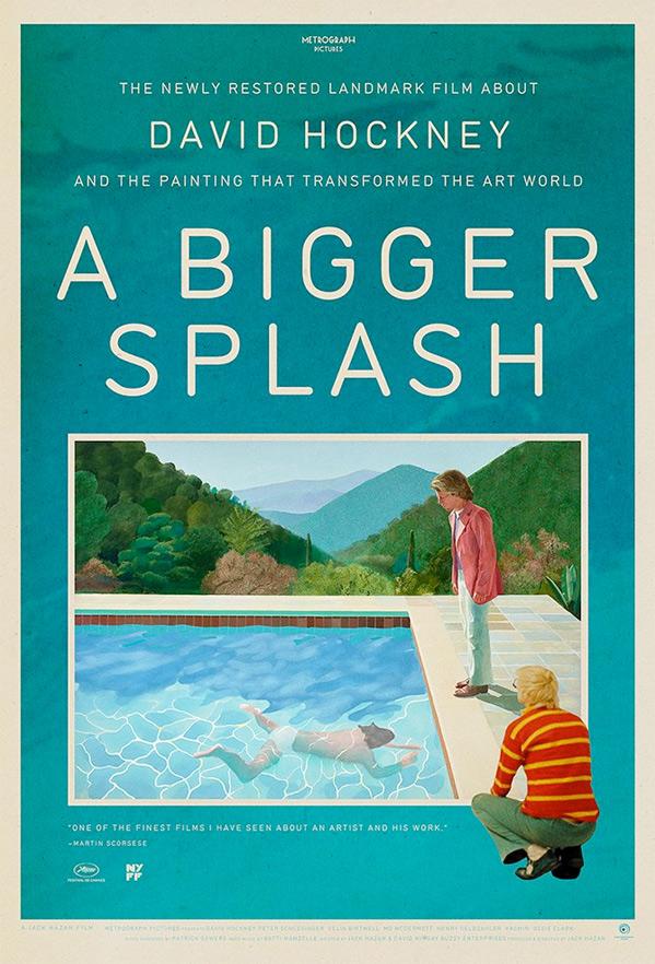 A Bigger Splash Doc Poster 2019