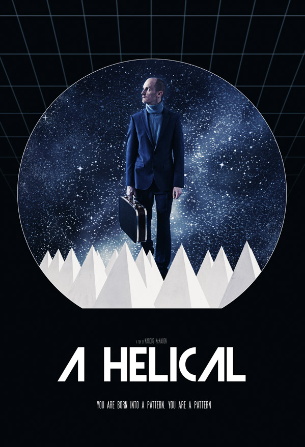 A Helical Poster