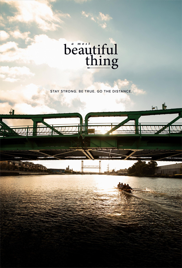 A Most Beautiful Thing Doc Poster