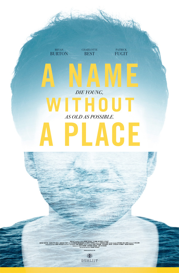A Name Without a Place Poster