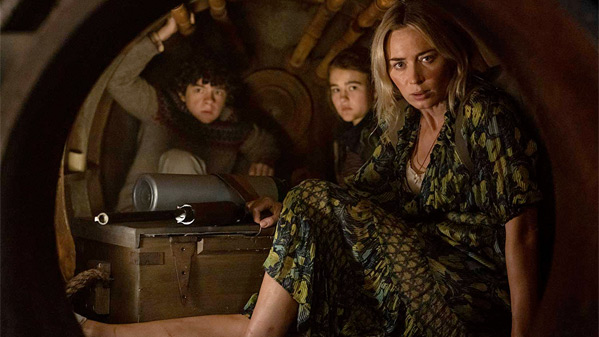 A Quiet Place: Part II Movie
