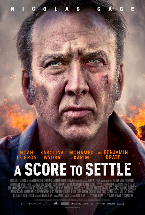 A Score to Settle Film