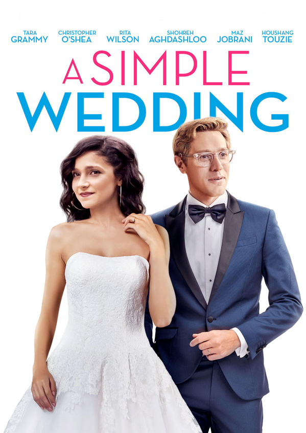 A Simple Wedding Poster